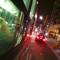 Photo taken at TTC Streetcar #504 King St by Housemuzik on 8/3/2012