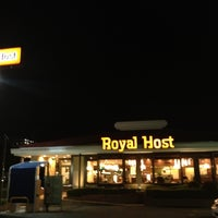 Photo taken at Royal Host by Tomoya S. on 9/2/2012
