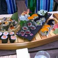 Photo taken at Yami Sushi House by Emre G. on 7/7/2012