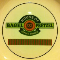 Photo taken at House of Bagel & Pretzel by Mikal M. on 3/11/2012