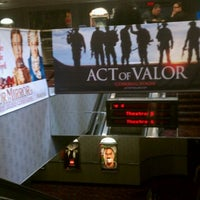 Photo taken at AMC Loews 19th Street East 6 by Wilber V. on 2/11/2012