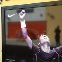 Photo taken at Nike Factory Store by Dani L. on 7/17/2012