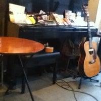 Photo taken at Cafe GOATEE by Kaoru O. on 5/20/2012