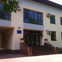 Photo taken at Науково-дослідний інститут соціально-економічного розвитку міста by Дмитрий Б. on 6/8/2012