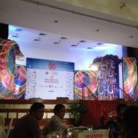 Photo taken at Centennial Hall (Manila Hotel) by Ruel M. on 6/7/2012