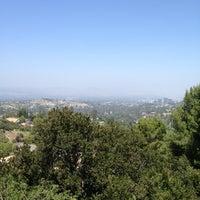 Photo taken at Topanga Canyon Lookout by Maxim M. on 5/10/2012