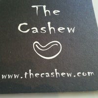 Photo taken at The Cashew by Butters D. on 4/18/2012