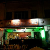 Photo taken at Hasnah Seafood a.k.a Tom Yam Ganja by Aizat F. on 2/9/2012