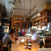 Photo taken at Le Pain Quotidien by Алла Т. on 5/24/2012