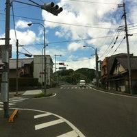 Photo taken at 肱川橋 by かきちゃん on 7/18/2012