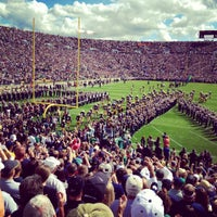 Photo taken at University of Notre Dame by Angie G. on 9/11/2012