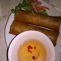 Photo taken at Bambu Vietnamese Restaurant by Kyle T. on 6/20/2012
