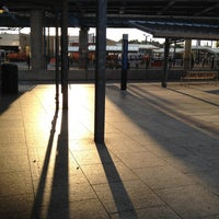 Photo taken at SEPTA Frankford Transportation Center by Pedro R. on 7/29/2012