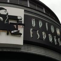 Photo taken at Uptown Espresso by DF (Duane) H. on 6/1/2012