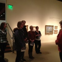 Photo taken at Northwest Museum of Arts & Culture by Elodie G. on 2/3/2012