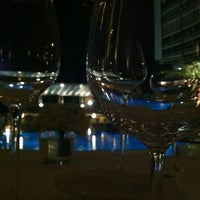 Photo taken at Restaurante Hotel Cipriani by Marcos I. on 6/23/2012
