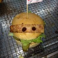 Photo taken at Great Burger @ Hijau by samuel n. on 3/5/2012