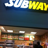 Photo taken at Subway by Michelle P. on 6/23/2012