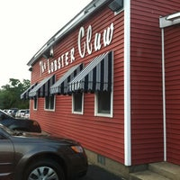 Photo taken at The Lobster Claw by Jeff G. on 8/15/2012
