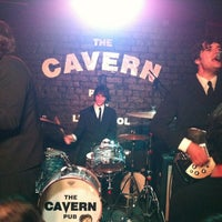 Photo taken at The Cavern Club by Mar A. on 8/28/2012