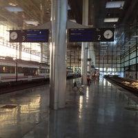 Foto tomada en Estación de Cádiz por Pedro R. el 8/13/2012