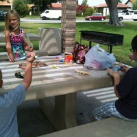 Photo taken at Peach Hill Park by Jenna on 7/5/2012