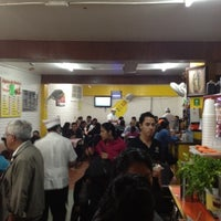 Photo taken at Tacos Don Chema by Andy E. S. on 8/18/2012