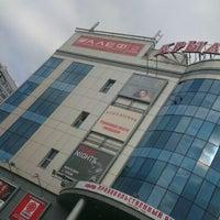 Photo taken at ТРК «Крылатский» / Krylatsky Mall by Slavik B. on 5/6/2012