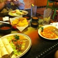Photo taken at El Azteca Mexican Restaurant by Rachel on 7/15/2012