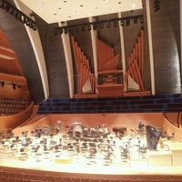 Photo taken at Kauffman Center for the Performing Arts by Todd B. on 3/24/2012