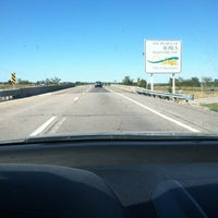 Photo taken at Missouri/Iowa State Line by Kylan W. on 8/5/2012