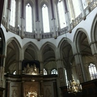 Photo taken at De Nieuwe Kerk by Jamilia on 7/2/2012