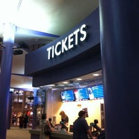 Photo taken at AMC Grapevine Mills 30 with Dine-In Theatres by Thomas F. on 2/11/2012