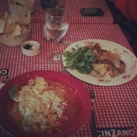 Photo taken at Il Ballo Del Mattone Trattoria Originale by Giuliana Z. on 6/20/2012