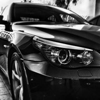 Photo taken at BMW of Beverly Hills Service Department by Dan C. on 8/21/2012
