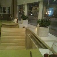 Photo taken at Restaurant AMUZ by Hans H. on 4/1/2012