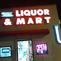 Photo taken at Sam's Liquor & Smoke Shop by Angelz L. on 2/10/2012