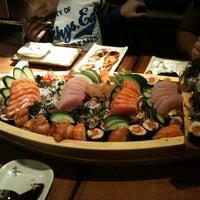 Photo taken at Zeni Sushi by Vivianne M. on 4/22/2012