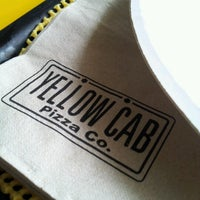 Photo taken at Yellow Cab Pizza Co. by Christopher T. on 7/19/2012