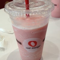Photo taken at Red Mango by Sherif B. on 4/28/2012