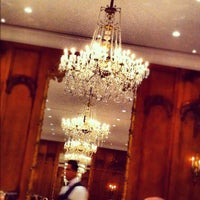 Photo taken at La Colombe D'Or Mansion by Henry's Hungry Houston on 4/11/2012