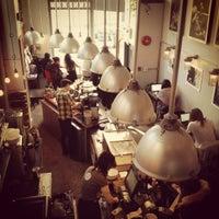 Photo taken at Pikolo Espresso Bar by Choucri B. on 3/4/2012