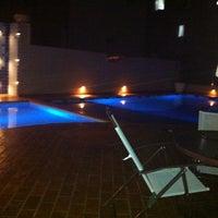 Photo taken at Hotel Del Rey Foz by Carlos E. on 3/22/2012
