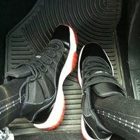 Photo taken at Foot Locker by Daniel C. on 5/13/2012