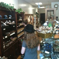 Photo taken at Man in the Moon Candies by Michael M. on 5/27/2012