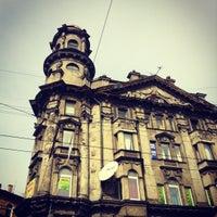 รูปภาพถ่ายที่ Пять углов โดย Svetlana Z. เมื่อ 4/10/2012