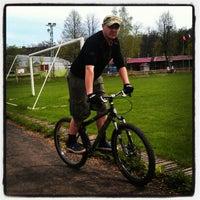 Снимок сделан в Стадион «Торпедо» пользователем Sergey Z. 5/6/2012