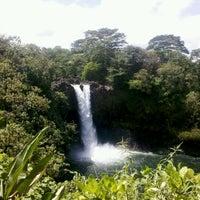 Foto tomada en Rainbow Falls Park por Angela H. el 3/29/2012