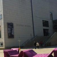 Das Foto wurde bei Leopold Museum von Sergey N. am 4/18/2012 aufgenommen