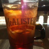 Photo taken at McAlisters Deli by Ryne U. on 6/14/2012